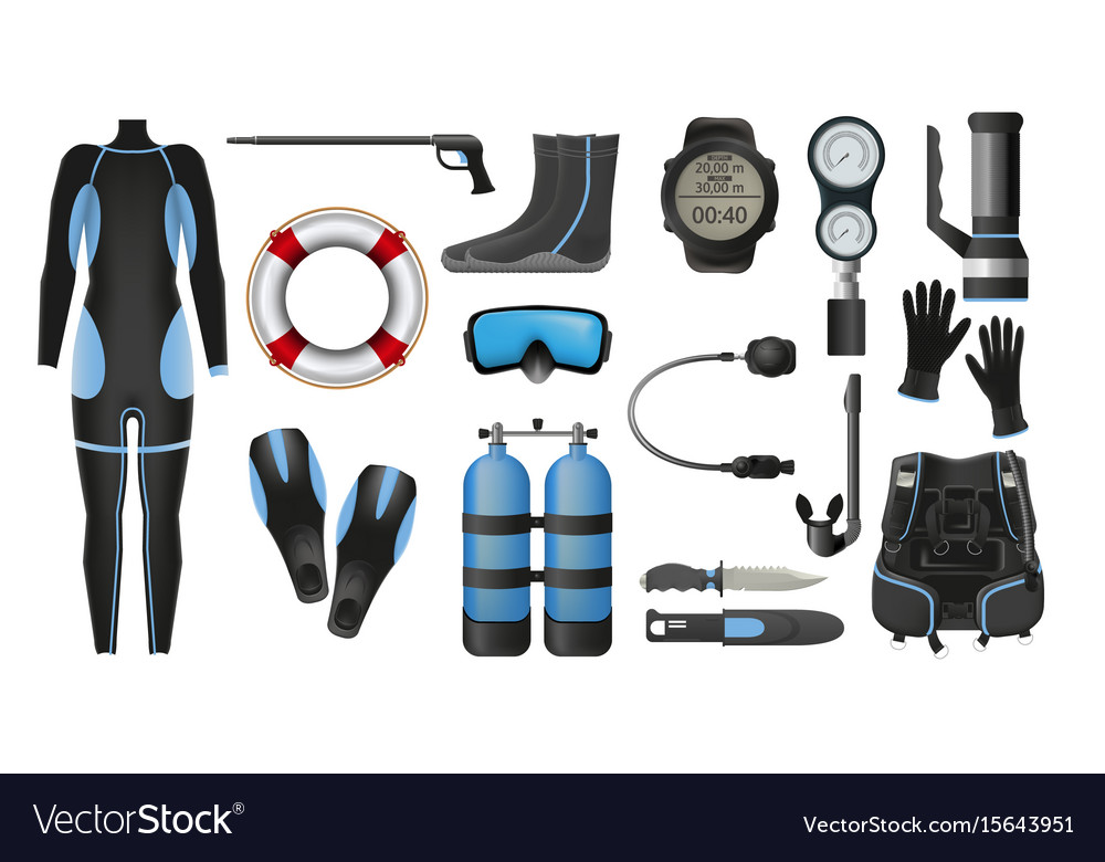 Underwater Items